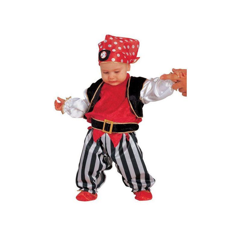 Déguisement pirate baby garçon 12 mois Déguisements 53812