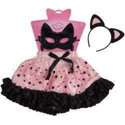 Kit déguisement chat enfant Déguisements 72513