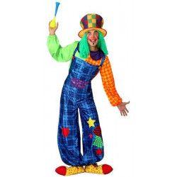 Déguisements, Déguisement de Clown homme XL, 15663, 32,90€