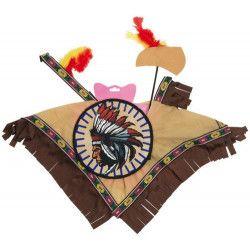 Déguisements, Kit de déguisement indien enfant, 72507, 8,90€