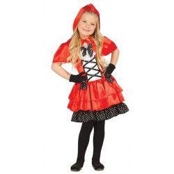 Déguisement Petit Chaperon rouge fille 5-6 ans Déguisements 85633