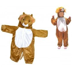 Déguisements, Déguisement lion bébé, AL001773, 19,90€