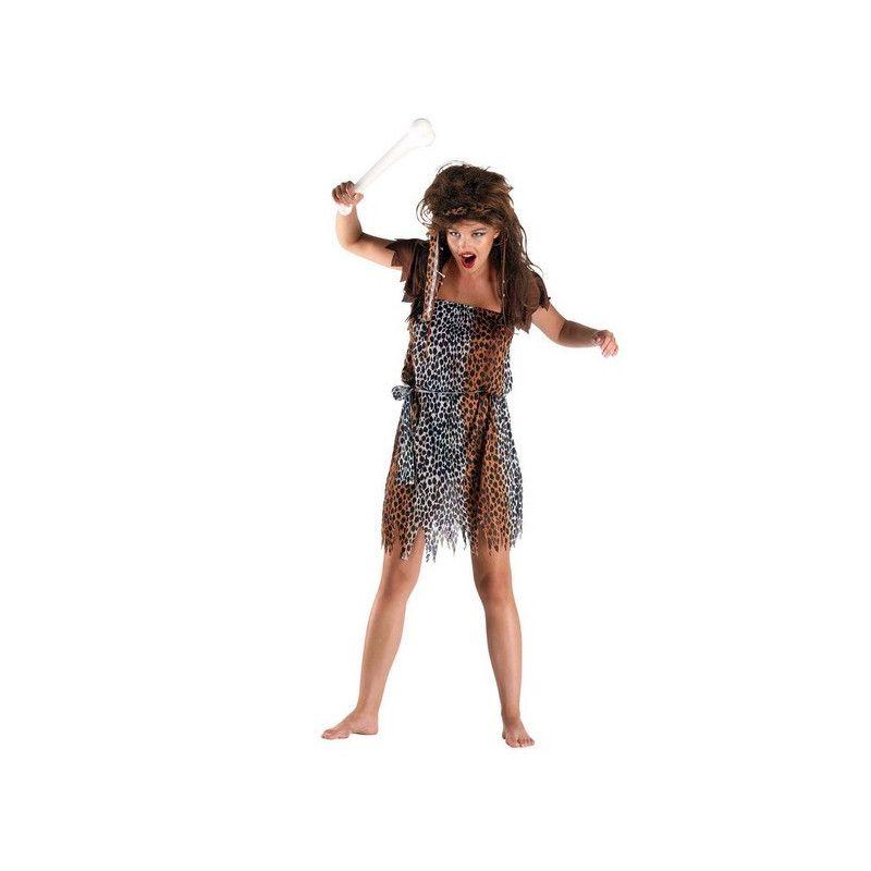 Costume femme des cavernes adulte Déguisements 79425