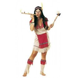 Déguisements, Costume indienne femme, 79406, 27,90€