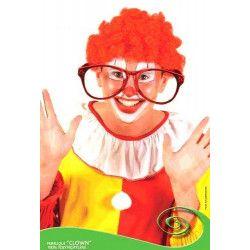 Perruque clown Accessoires de fête 67463