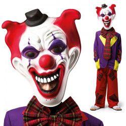 Accessoires de fête, Masque de clown géant, 1006, 8,90€