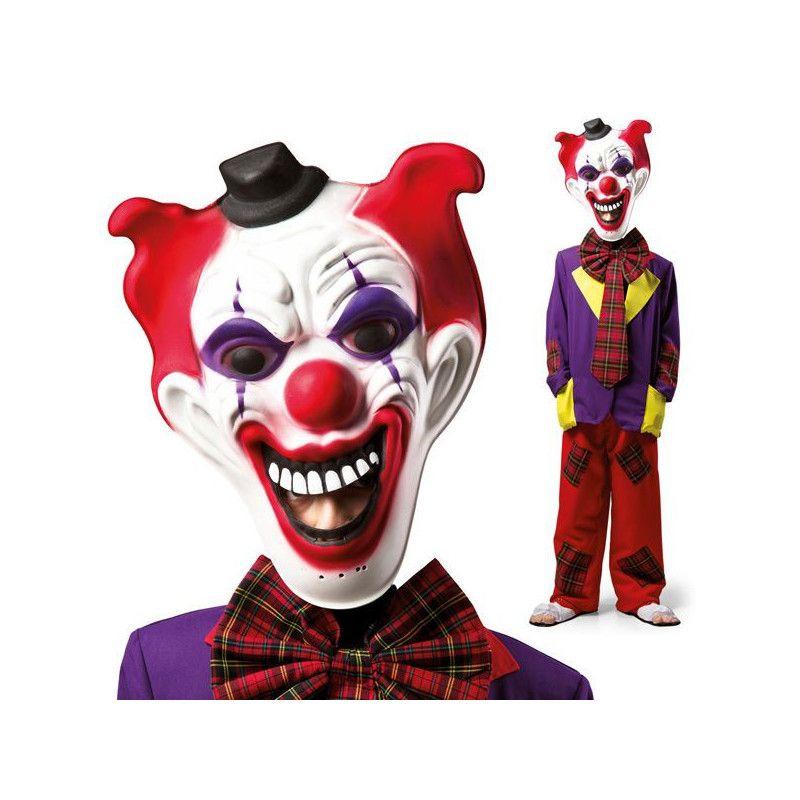 Masque de clown géant Accessoires de fête 1006