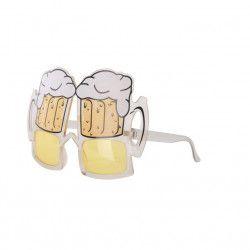 Lunettes chopes de bière adulte Accessoires de fête 04957