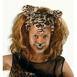 Perruque léopard Accessoires de fête 2788