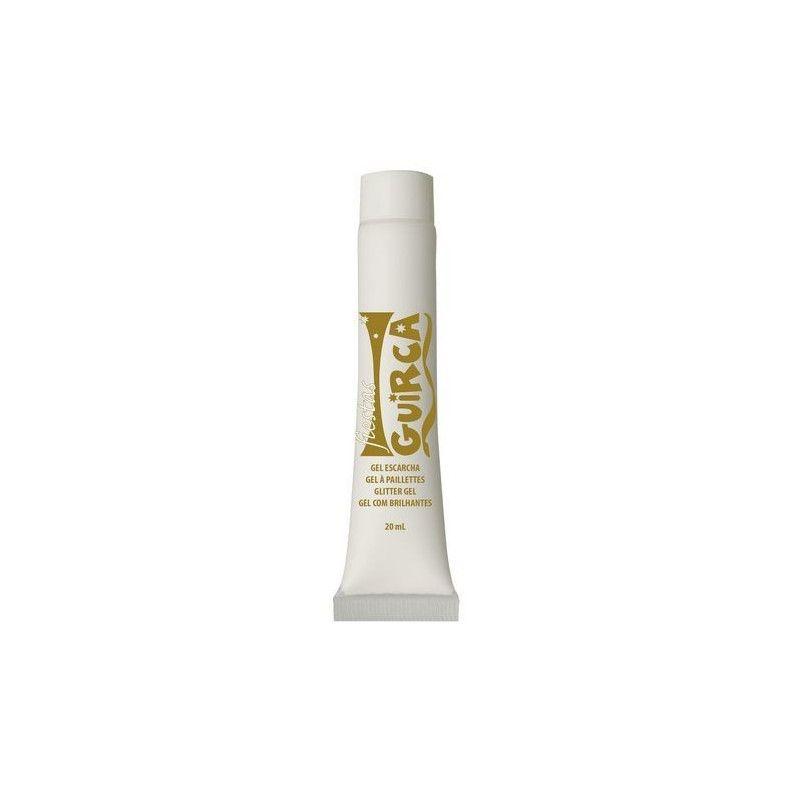 Maquillage gel blanc Accessoires de fête 15670