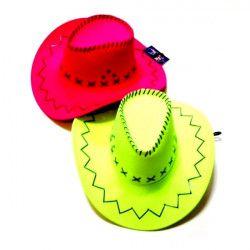 Chapeau cowboy UV Accessoires de fête 75321