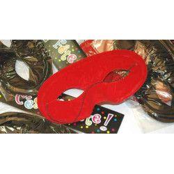 Loup masque en feutrine Accessoires de fête 85122