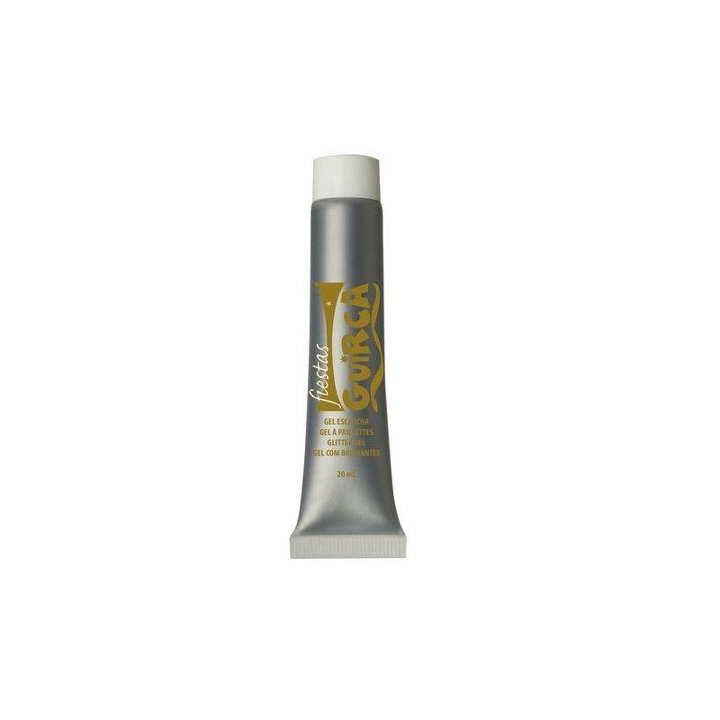Maquillage gel argent Accessoires de fête 15672