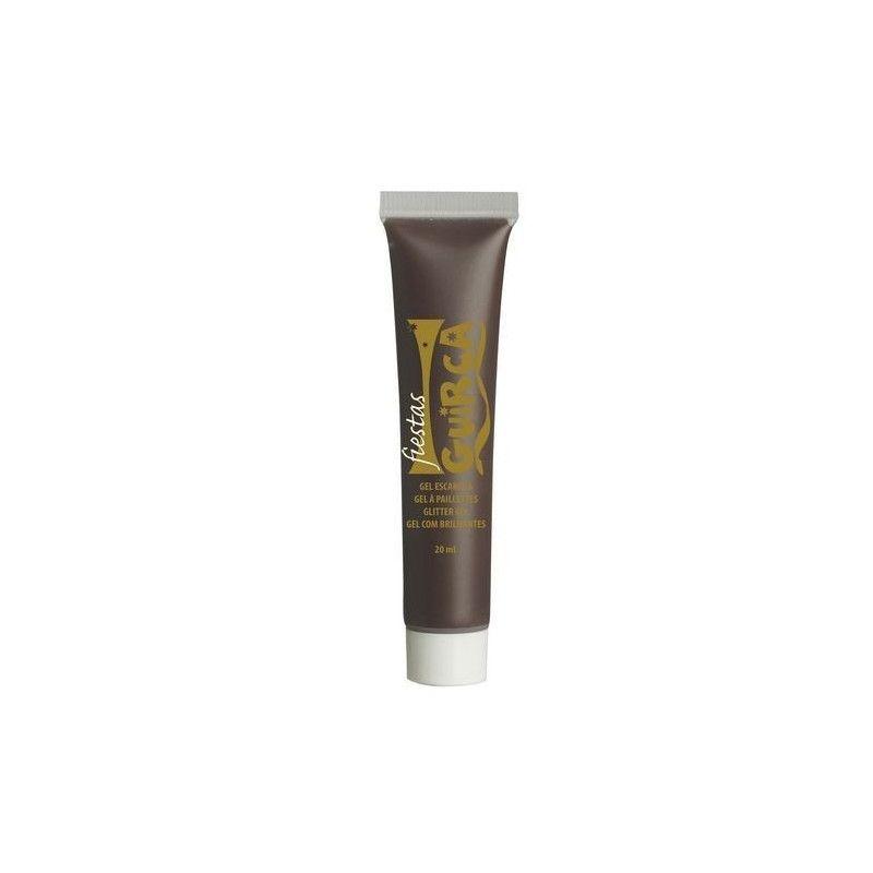 Maquillage gel marron Accessoires de fête 15681