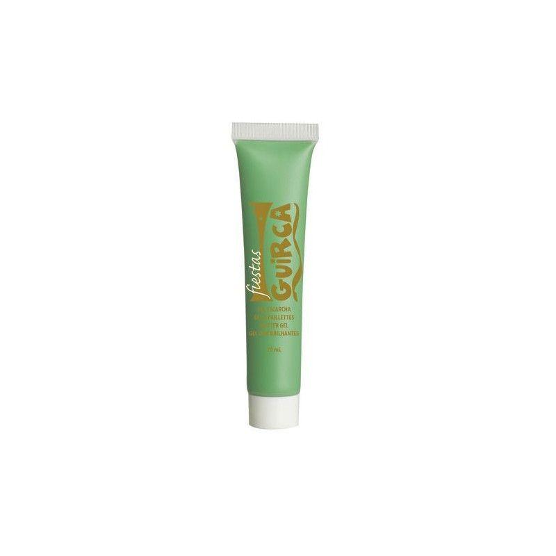 Maquillage gel vert clair Accessoires de fête 15682