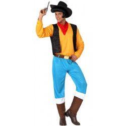 Déguisement cow boy Lucky homme taille M-L Déguisements 15733