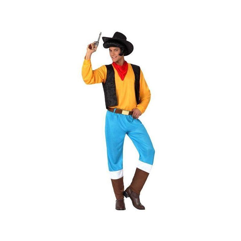 Déguisement cow boy Lucky homme taille XL Déguisements 15735