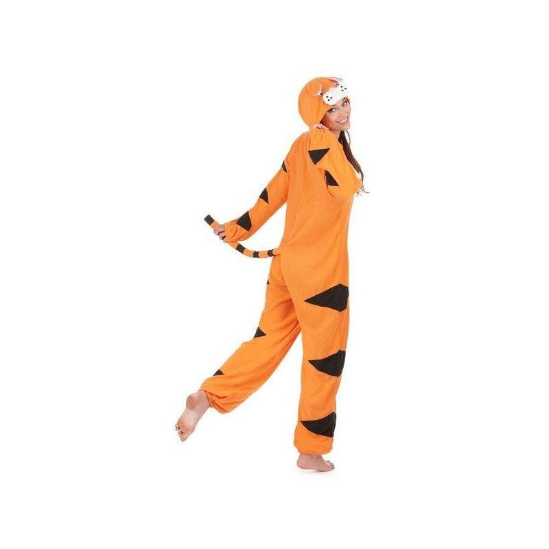 Déguisement tigre femme taille unique Déguisements 157484-160811